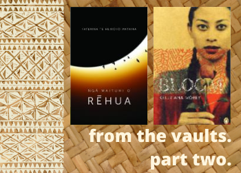 From the Vaults: Discovering Māori Authors