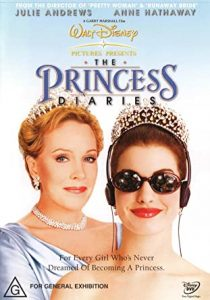 The Princess Diaries DVD cover