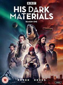 His Dark Materials DVD cover
