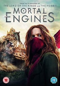 Mortal Engines DVD cover
