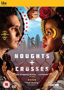 Noughts + Crosses DVD cover
