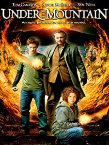 Under the Mountain DVD cover
