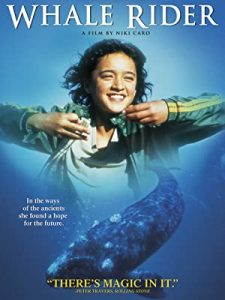 Whale Rider DVD cover
