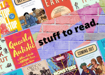 Books About Stuff and Other Things: New Non-fiction for Teens