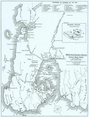 The Land of Tara, by Elsdon Best