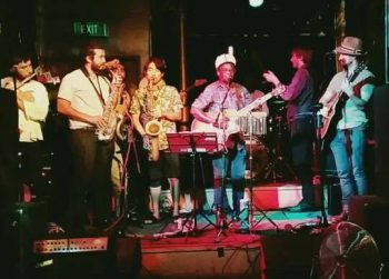 The Eighth Note: Ras Judah & Culture Embassy Band
