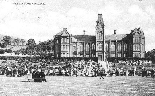 Wellington College.