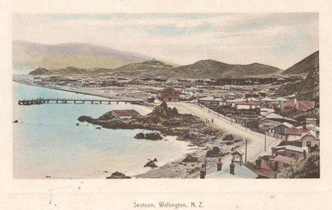 Seatoun, Wellington, N.Z..
