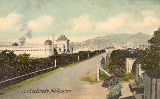 The Esplanade, Wellington.