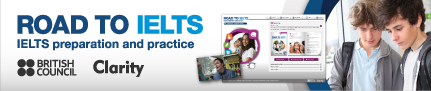 Log in to IELTS