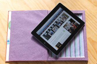 iPad keeper