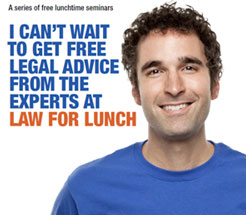 Law for Lunch, October 2012