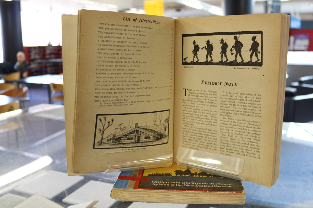 History Library News