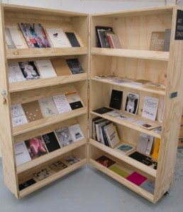 Mobile Zine Library