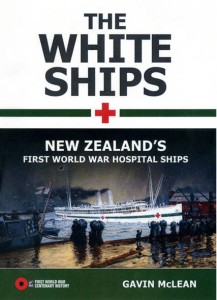 White Ships cover