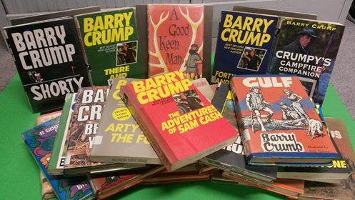 Barry Crump Collection