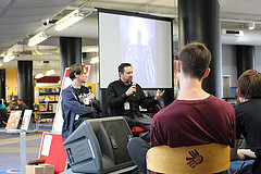 ComicFest 2014 - Greg Broadmore and Paul Tobin