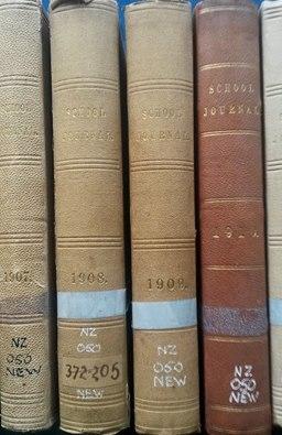Journals 1907