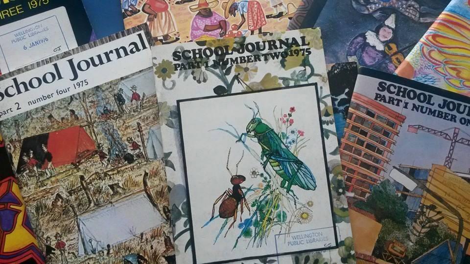 School Journal 1975