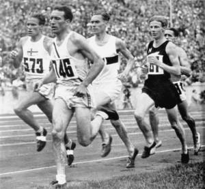 1500metres 1936 Berlin Olympics