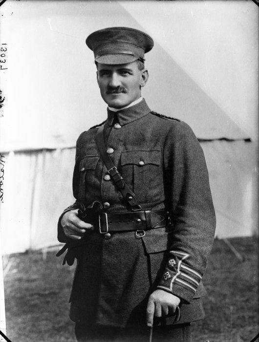 Lietenant Colonel William George Malon