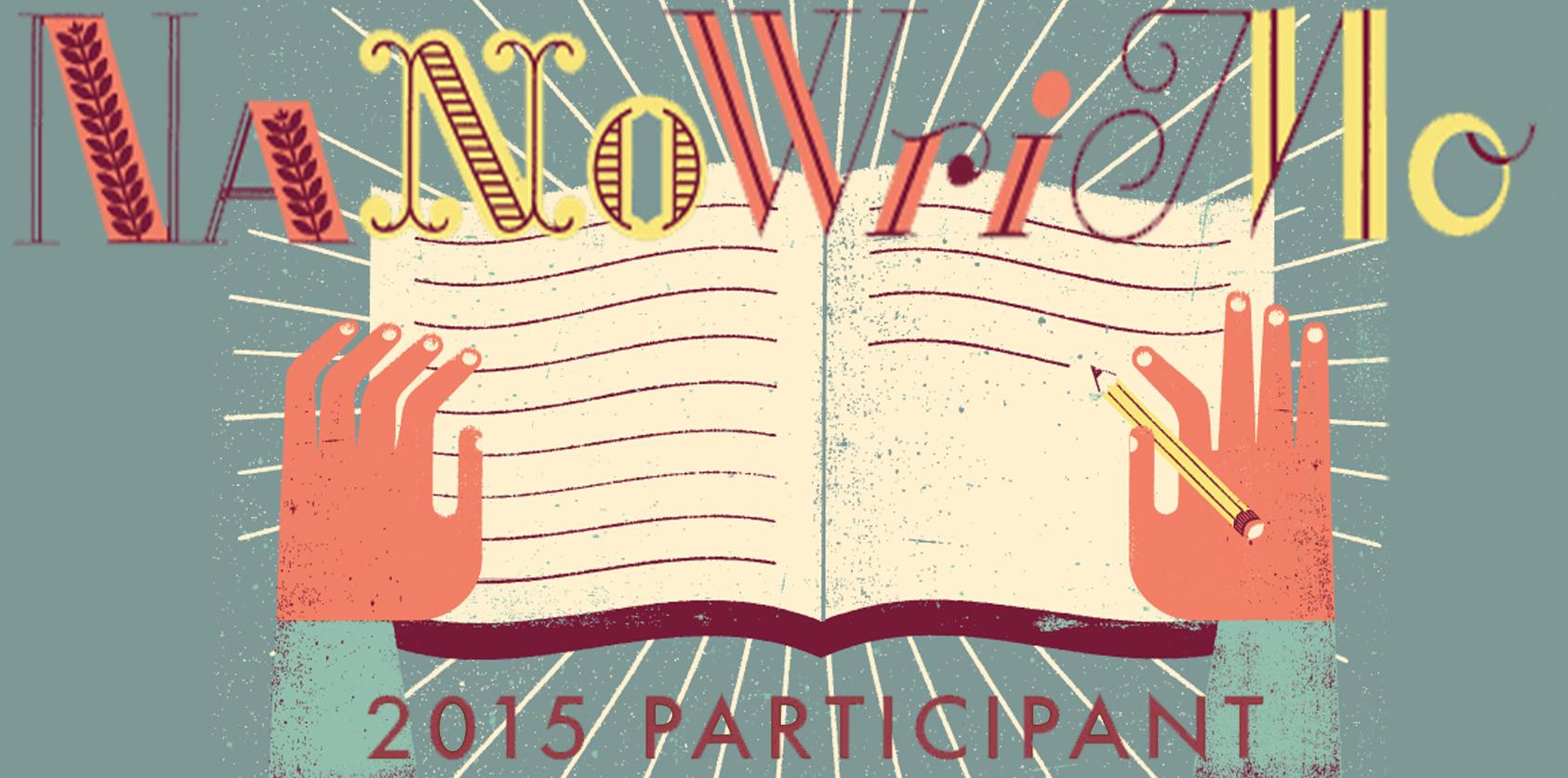 Nanowrimo Participant 2015