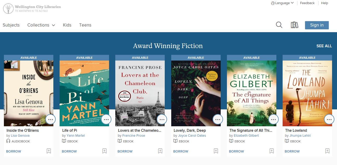Ebooks page 3 library news our ebook and eaudio ebook service overdrive has been updated to include new features simplified usage and a brand new design fandeluxe Images
