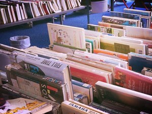 Plenty of bargains in the May book sale!