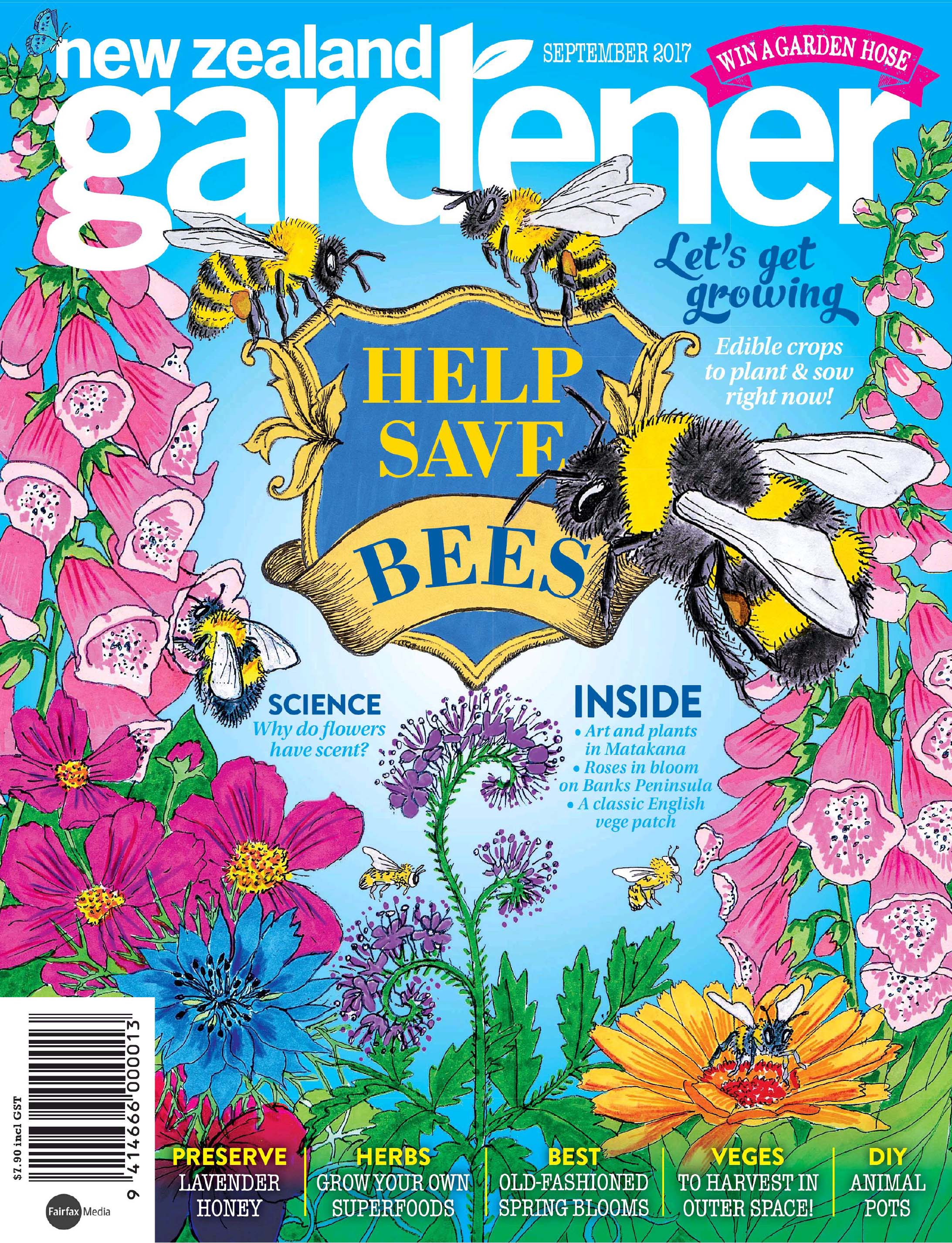 329728b9cc32 Also, don't miss the September issue of New Zealand Gardener from one of  our branches or borrow an online copy through PressReader.