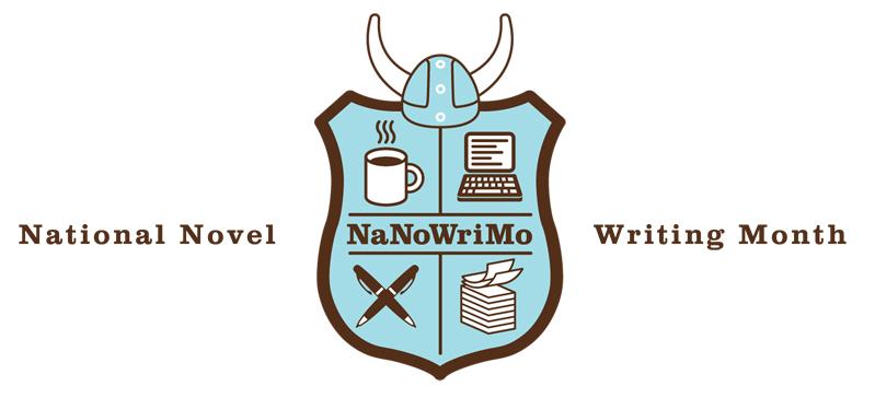 Come write in @ WCL for #NaNoWriMo
