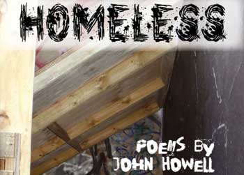 Homeless book launch