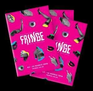 Fringe Fest programmes