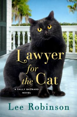Lawyer for the Cat book cover