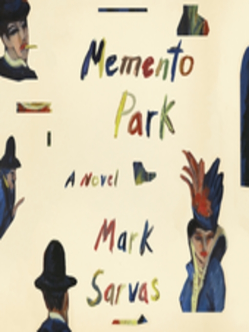 Memento Park book cover
