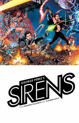 Sirens book cover