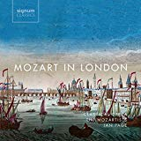 Mozart in London cover image