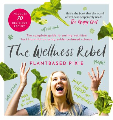 The Wellness Rebel book cover