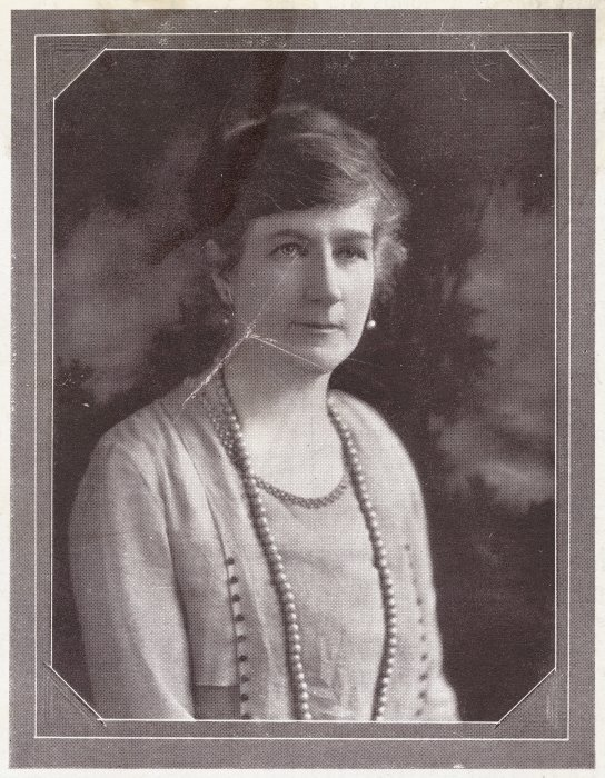 Mary Jane McLean, circa 1925