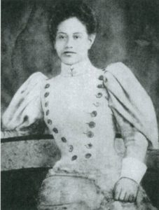 Image of Meri Mangakahia from Wellington Recollect's Trail of Light publication