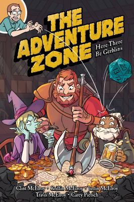 The Adventure Zone book cover