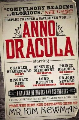 Anno Dracula book cover