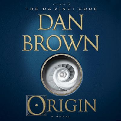 The Origin audiobook cover