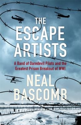 The Escape Artists book cover