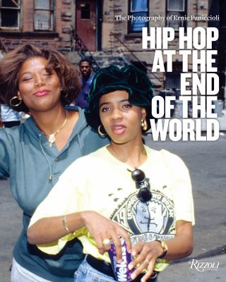Hip Hop At The End of the World book cover