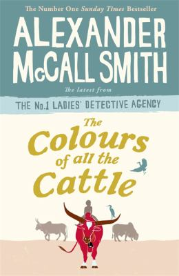 The Colours of the all the Cattle book cover