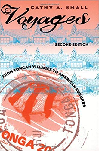 Voyages: From Tongan Villages To American Suburbs book cover
