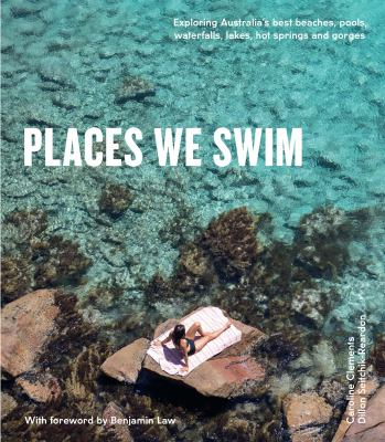 Places we Swim book cover