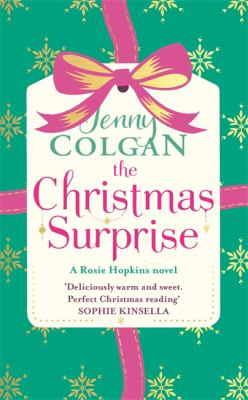 The Christmas Surprise book cover