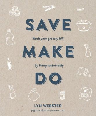 Save, Make, Do book cover