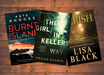 Small Island, Big Mystery: New Crime Fiction